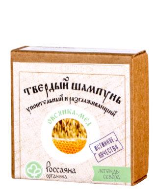 Овсянка-мёд